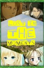 Lost In The Moments by CrazyHann