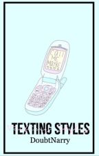 Texting Styles (Narry) by doubtNarry