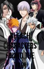 What if the Bleach characters found the YAOI? - Inspired by SayaBloodrose by Sunekoya