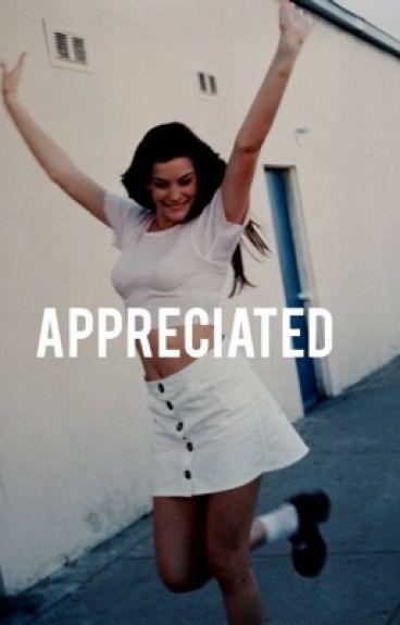 Appreciated » yeahyeah