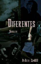 DIFERENTES (skrillex y tu) *TERMINADA* by yulicom