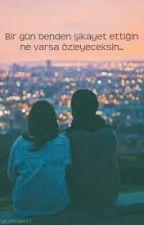"""Her yerde sen"" by kitap-seven5372"