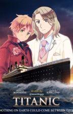 FrUk: Titanic by xnthology