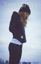 Teenage Spy by skater_nerd