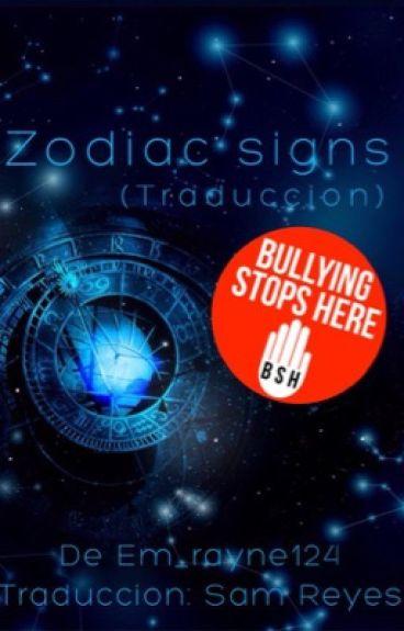 Signos zodiacales (Traducida al español)