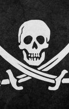bandera negra a lo lejos by pardofelipe