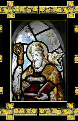 St Davids day poem