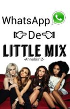 Whatsapps de Little Mix by Annubis12