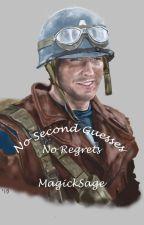 No Second Guesses, No Regrets  (A Captain America/Avengers Fan Fiction) by MagickSage