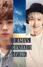 [Namjin] ¡Lo amas demasiado, hyung! by MayuSaga