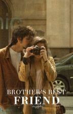 Brother's Best Friend↛Harry Styles by denizstylesx