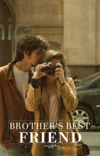 Brother's Best Friend↛Harry Styles