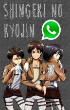Shingeki No Kyojin WhatsApp © by NoPosWish