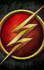 A la Velocidad de la Luz (Barry Allen/Flash) by SkySmoak55