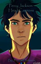 Percy Jackson Headcannons by _ForeverDarkness_
