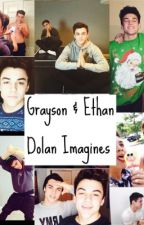 Grayson & Ethan Dolan Imagines by dtlovexo