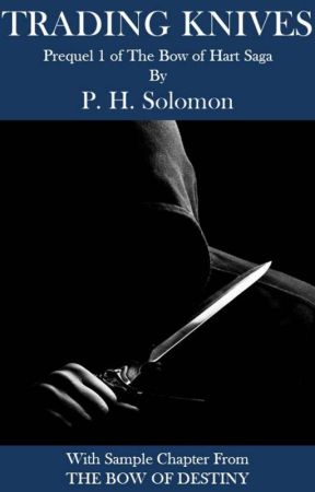Trading Knives by phsolomon
