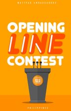 Opening Line Contest by AmbassadorsPH