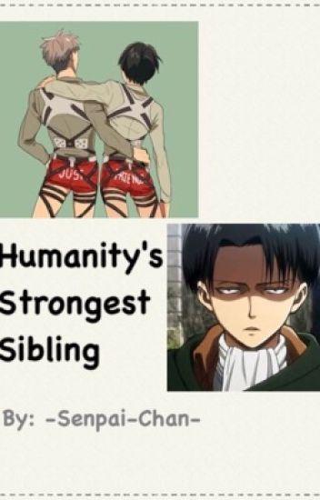 Humanity's Strongest Sibling [Jean x Reader x Eren]