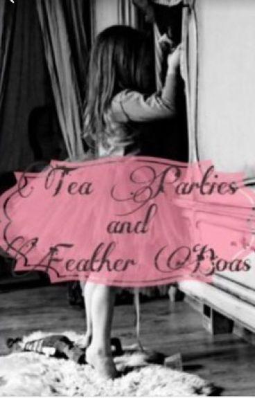 Tea Parties and Feather Boas (Luke Kuechly)