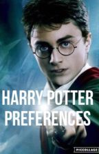 Harry Potter Preferences by AmericanSmiles