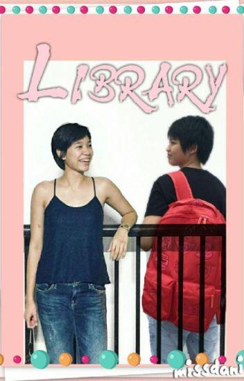 Library (oneshot-KaRa Fanfic)