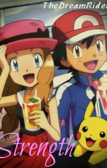 Strength ~An Amourshipping Story