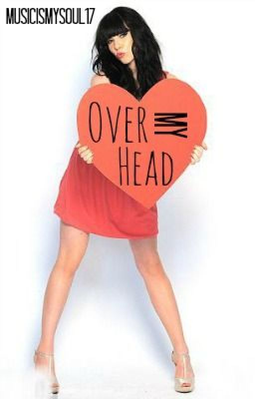 Over My Head (Marauders' Era Fanfic) by musicismysoul17