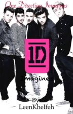 One Direction imagines by LeenKhelfeh