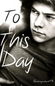 To This Day - Zarry Mini-fic (AU) by Anonymous43