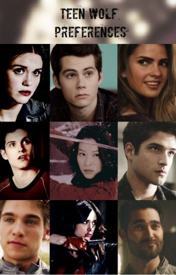 Preferences Teen Wolf