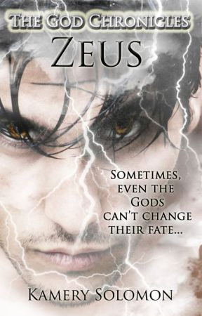 Zeus (The God Chronicles #1) by kamerykae