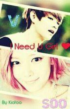 I Need U Girl || BTS, V by LeeKimiko__