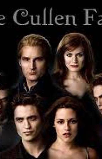 Nina Cullen (Twilight FF)