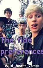 The tide preferences by wild_heart_vamps