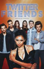 Twitter Friends | h.s (book one) by supidemz