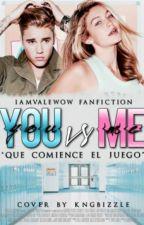 You vs Me «JB» by iamvalewow