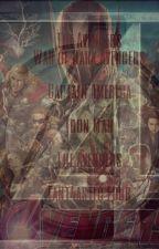 The Avengers - War of Dark Avengers by xAvengersx