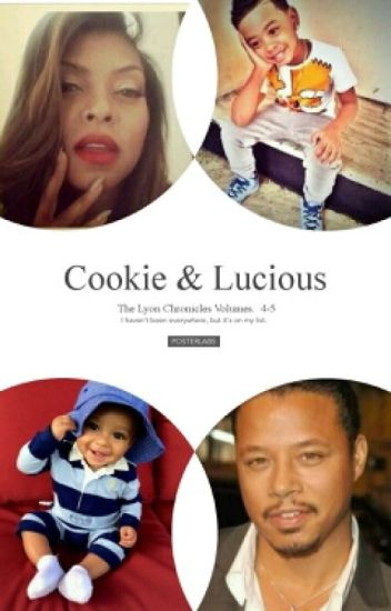 Cookie & Lucious: The Lyon Chronicles Vol IV-V
