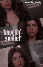 1   Travelin' Soldier ° BUCKY BARNES by merryspidermas