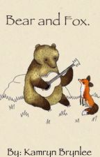 Bear and Fox. [REVISING] by Enamoredd