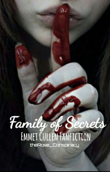 Family of Secrets | Emmett Cullen