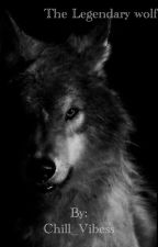 The Legendary Black Wolf by Chill_Vibess