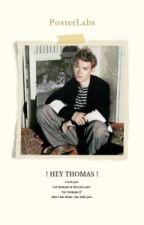 Hey Thomas  // Thomas Sangster by XxSangster93xX
