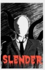Slender man by obro10