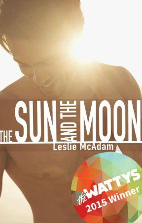 The Sun and the Moon [Wattys 2015 winner] by lesliemcadam