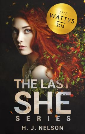 The Last She (Books 1-3, the Last She Series) by hjnelson