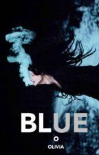 Blue. ↬ Elliot Alderson [1] by elliotalderson