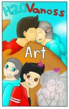 H2OVanoss Art by Animator-2B