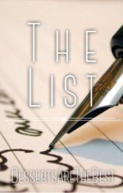 The List by DessertsAreTheBest